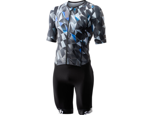 sailfish Aerosuit Comp Men black/blue